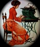old blogspot typewriter