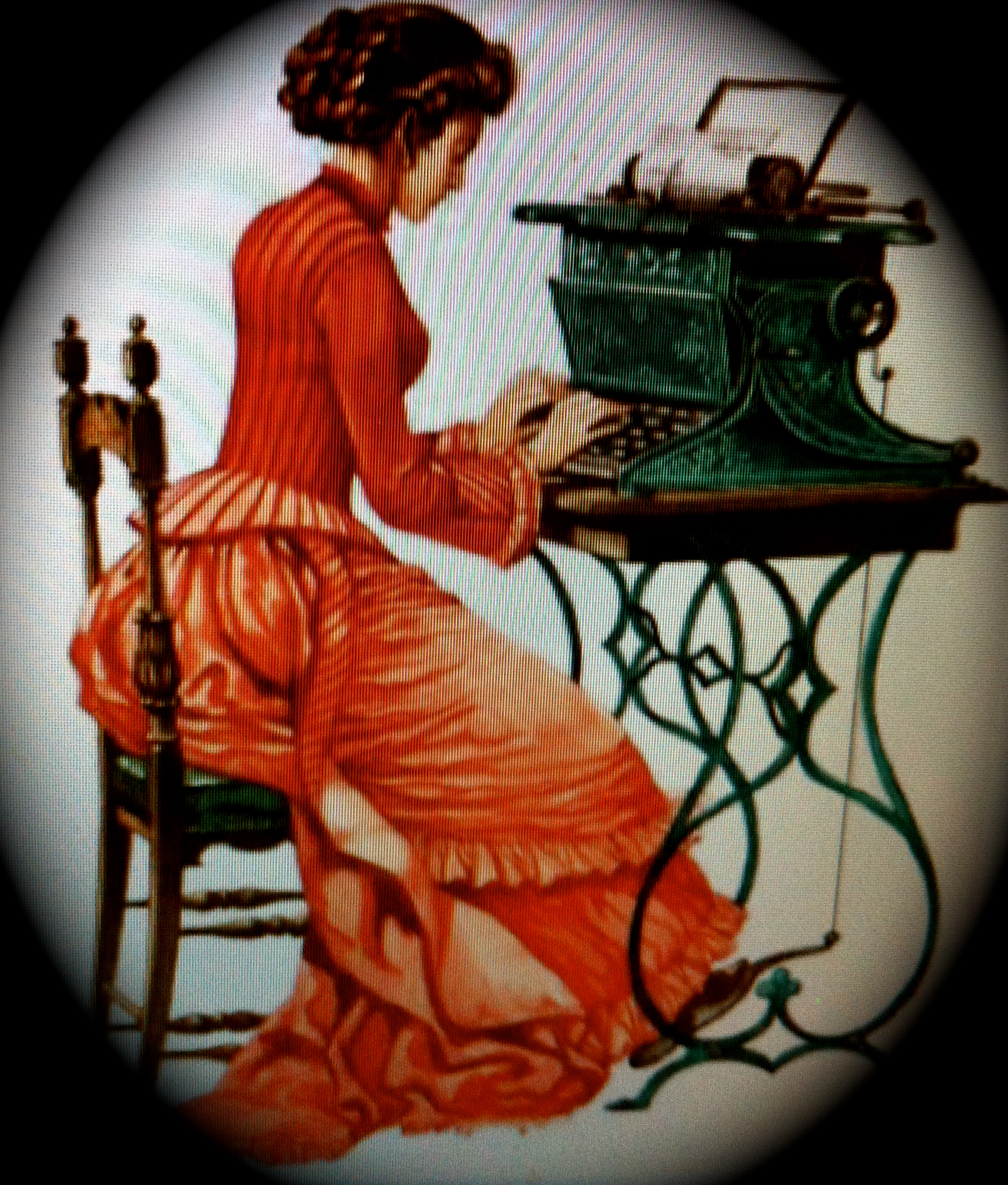 metablog old fashion typewriter