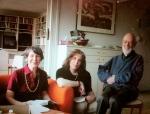 Juliet Shafer, Erich Lehmann, D. Mayo