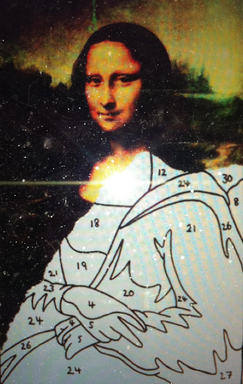 mona lisa paint by numbers error statistics philosophy