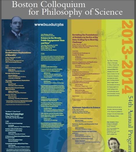 Boston Colloquium 2013-2014 (3)