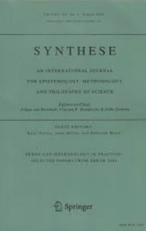 CALL FOR PAPERS (Synthese) Recent Issues in Philosophy of Statistics: Evidence, Testing, and Applications